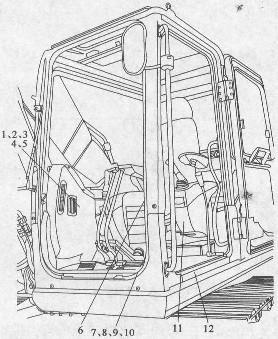 素描结构 步骤桌椅