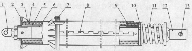 定向水平钻机电路图