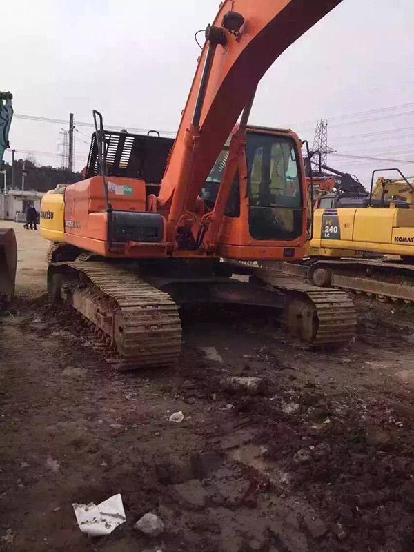 泉州挖掘机维修中心