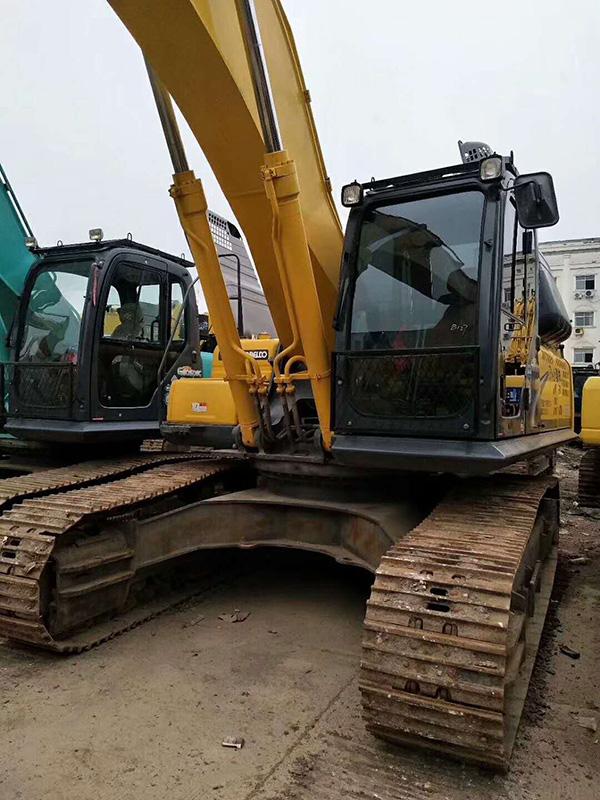 绵竹挖掘机维修中心