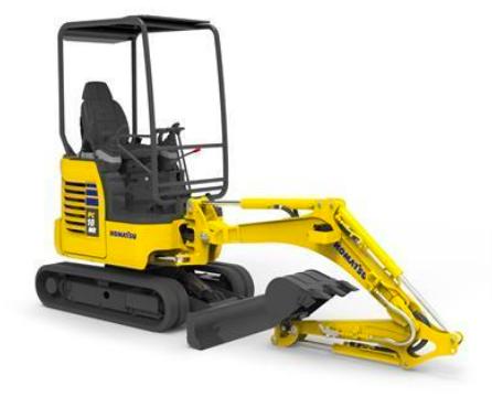 外媒:小松将于3月发布MR-5系列新款挖掘机