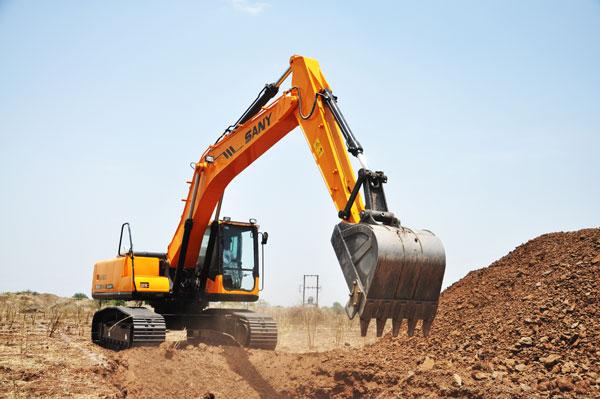 预计11月份挖机销量翻番 龙头企