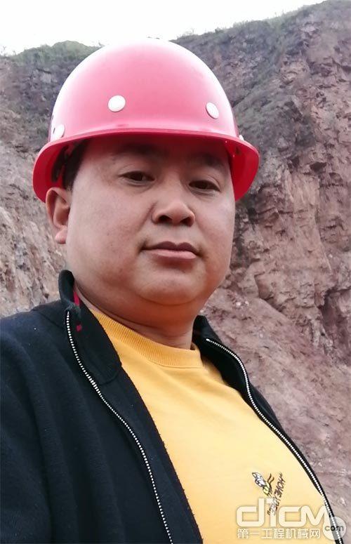 【高端玩家】谢林:15个月回本,小松高端循环机助我掘胜矿山!