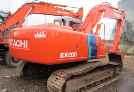 日立Ex200-1常见挖掘机维修故障