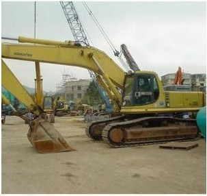 L350F挖掘机故障常见原因
