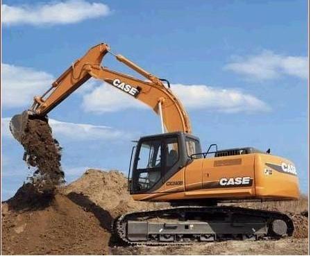 挖掘机不旋转的原因,维修案例