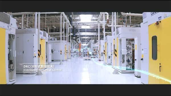 一汽解放无锡柴油机智能工厂,产能提升52%,制造成本降低2成!