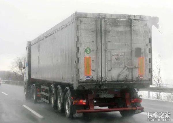 华菱星马温馨提醒:雨季来临,卡友行车要确保安全
