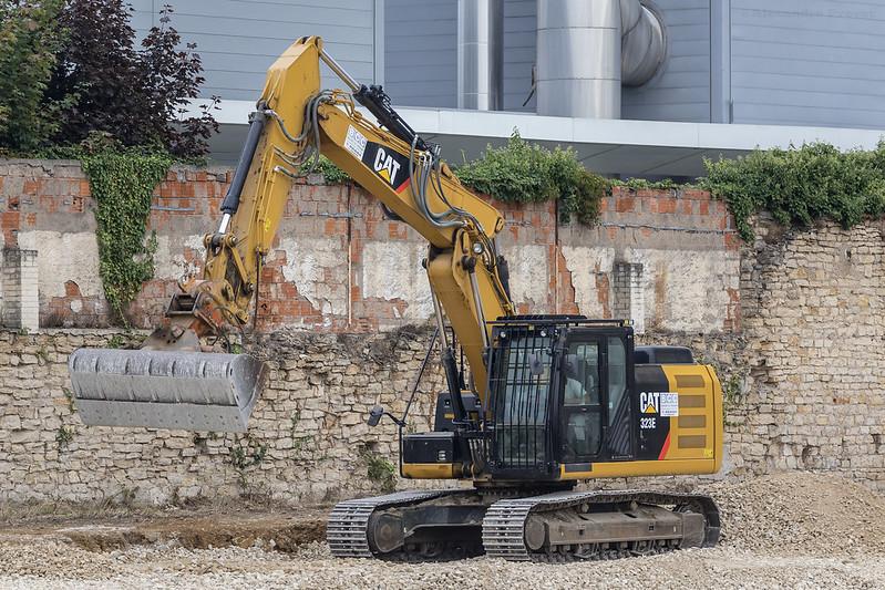挖掘机日常维护保养的12个注意事