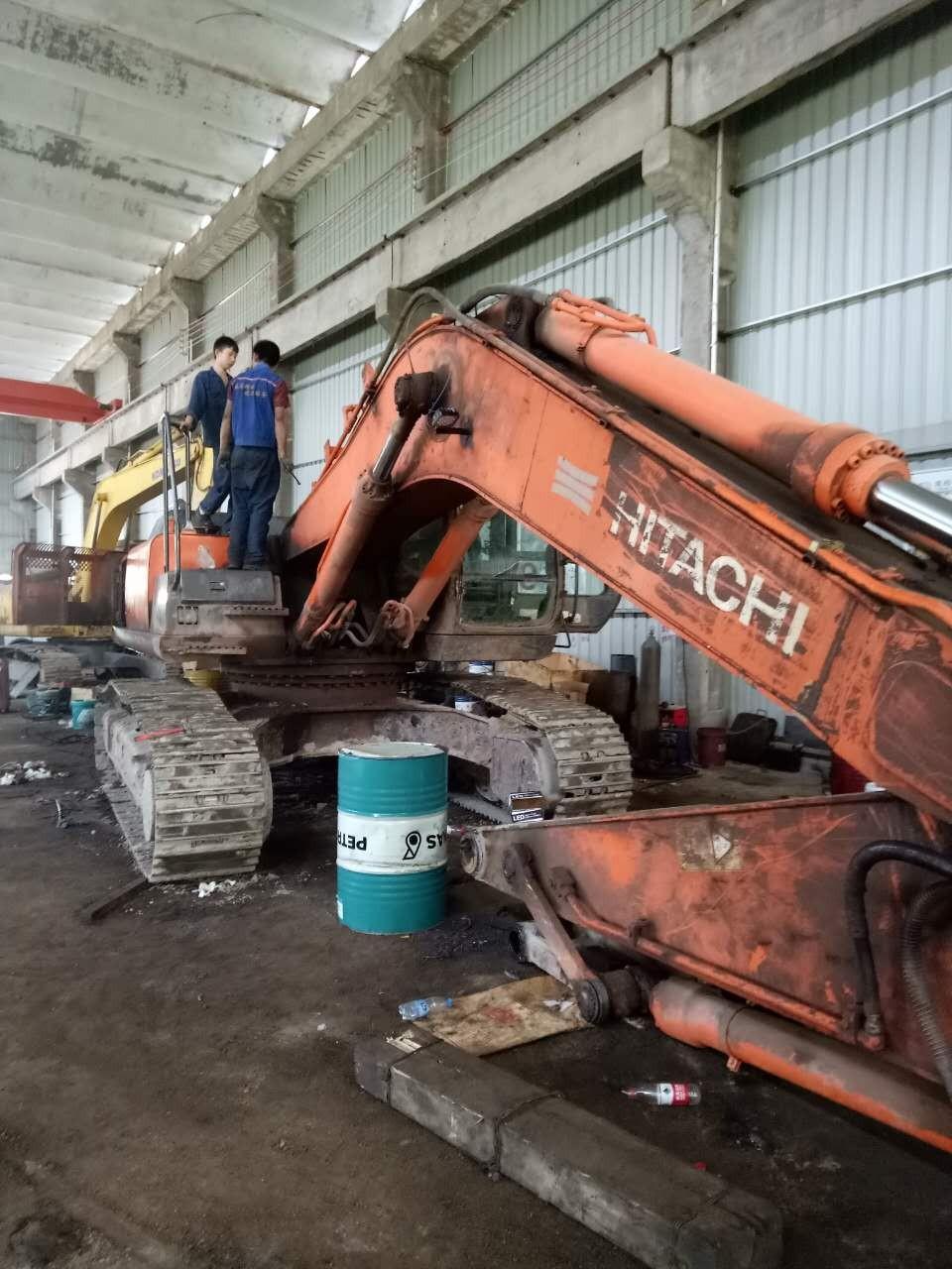 南岸区日立挖掘机维修专家分析-本地维修