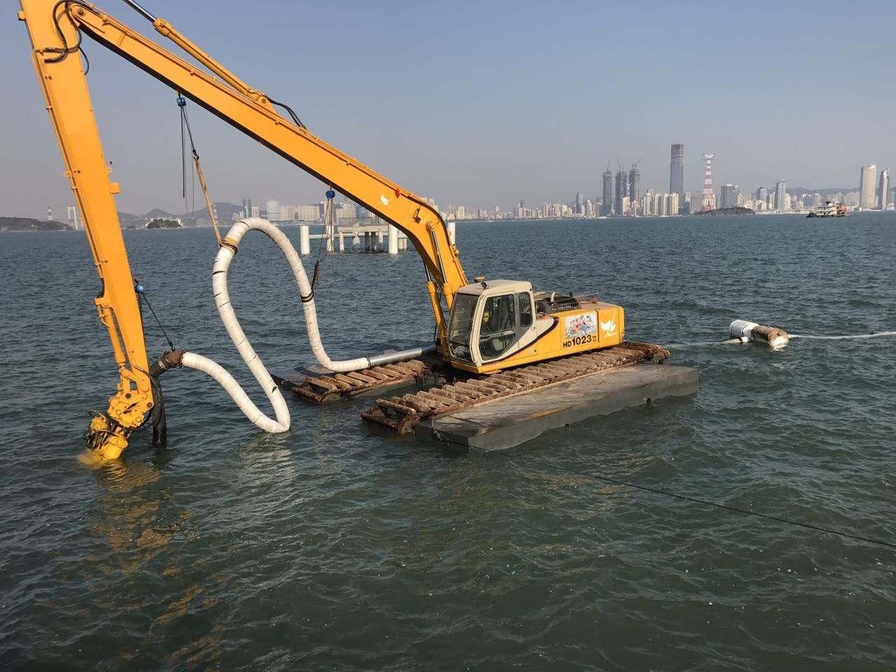 船用挖掘机