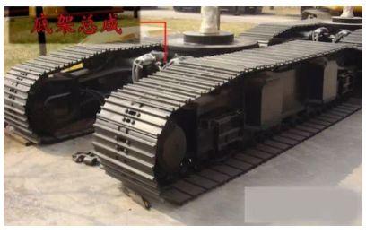 旋挖钻机培训基地能行吗,行走履带的维修问题不可忽视
