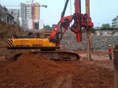 北京旋挖钻机招学徒,钻机液压齿轮油泵维修